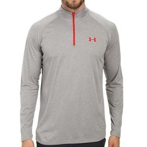 Under Armour Heat Gear quarter zip Sz Medium NWOT